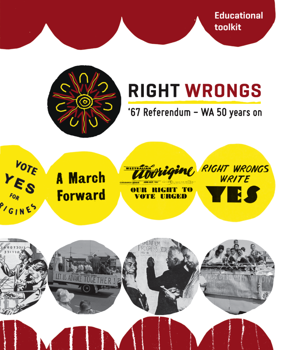 Right Wrongs publication cover