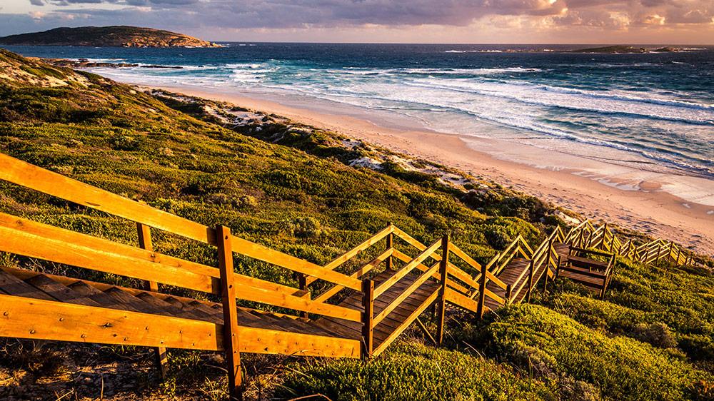 Lovers Cove in Albany, Western Australia
