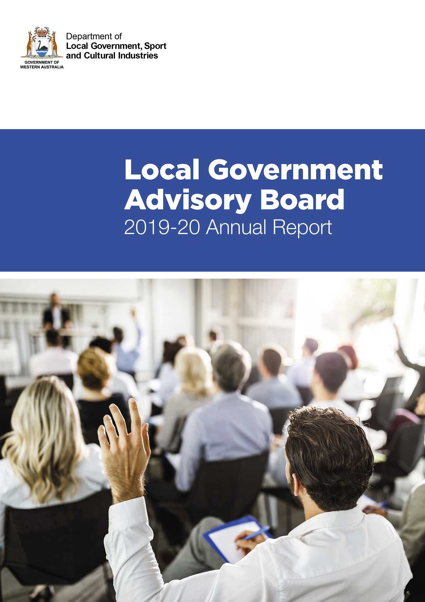 Local Government Advisory Board  Annual Report 2019-20