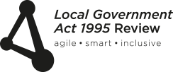Local Government Act Review logo