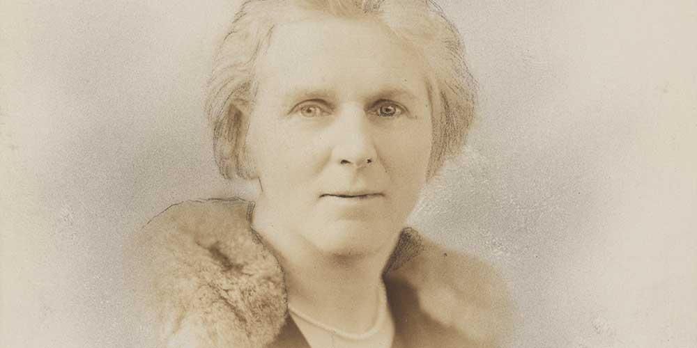 Elizabeth Clapham. Image: State Library of Western Australia