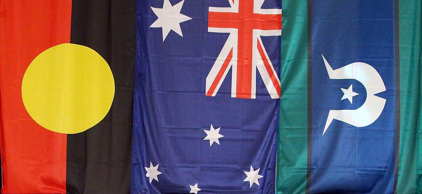 Australian, Aboriginal and Torres Strait Islander Flags
