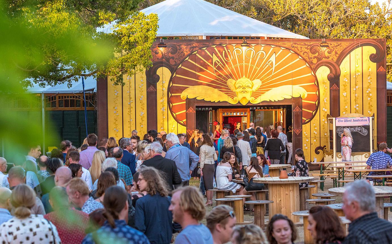 The Pleasure Garden at Fringe World Festival. Photo by Court McAllister.