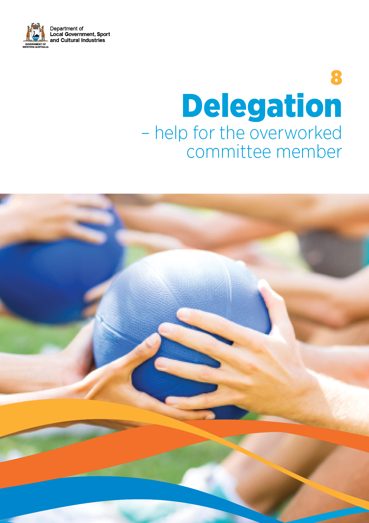 Effective club meetings  A guide for the chairperson cover
