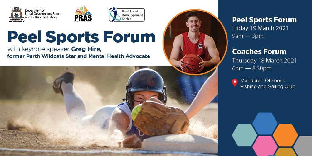 Peel Sports Forum banner