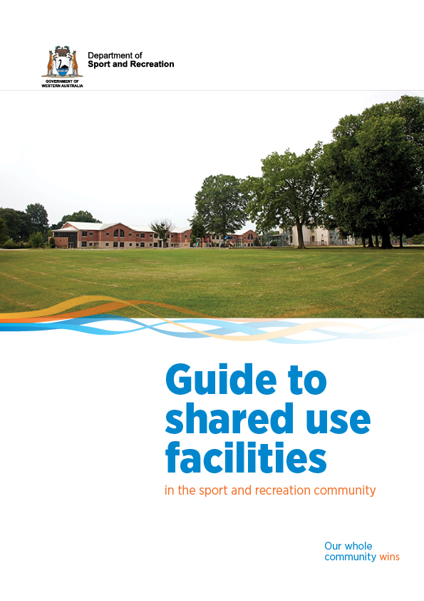 Guide to shared use facilities cover
