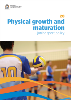 Physical growth and maturation  Junior sport policy cover