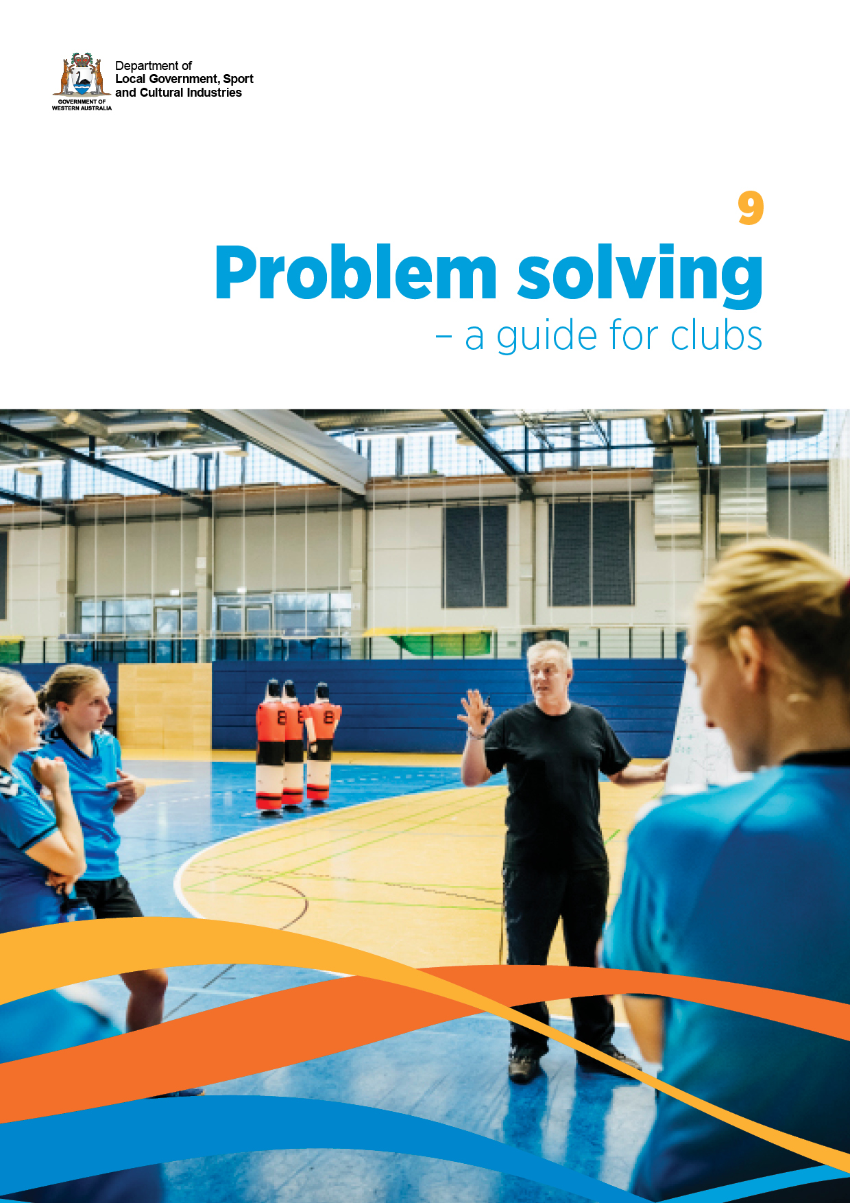 Problem solving  A guide for clubs cover