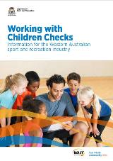 Working with Children Checks cover