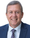 Portrait of Hon Reece Whitby MLA