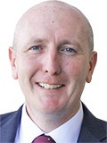 Portrait of Hon Stephen Dawson MLC